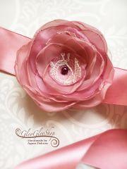 Rozita - egyedi menyasszonyi öv